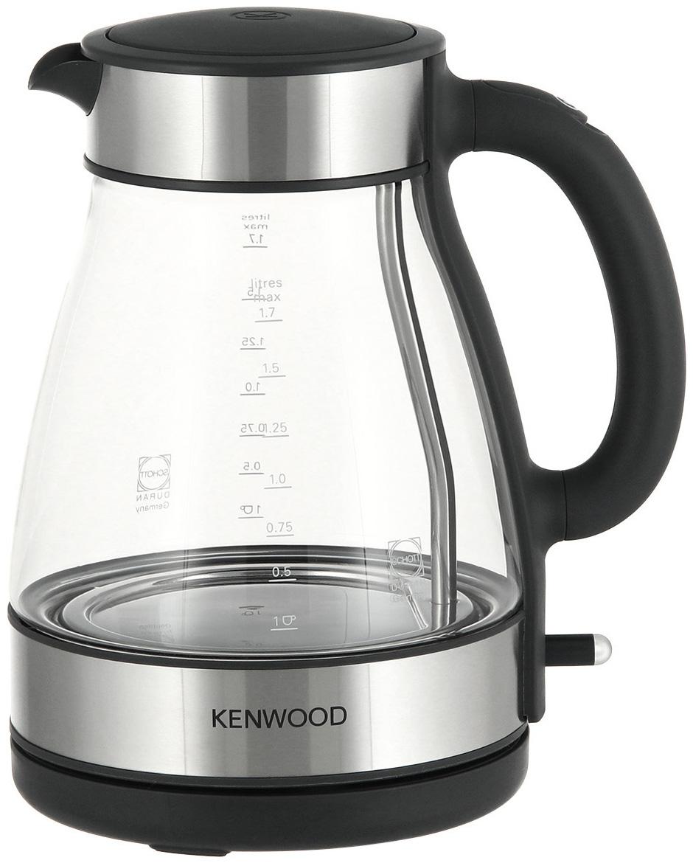 Чайник электрический Kenwood ZJG111CL Silver/Black