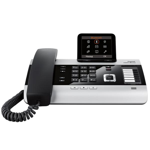 Телефон проводной Gigaset DX800 A