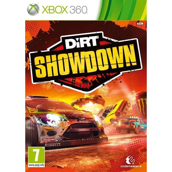Игра для Xbox 360 Dirt Showdown