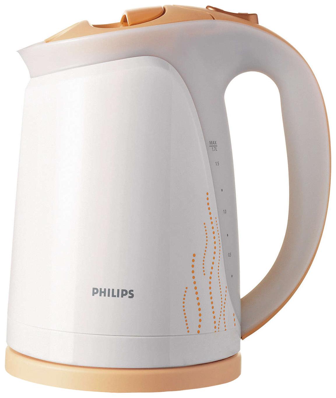 Чайник электрический Philips HD4681/55 White/Beige
