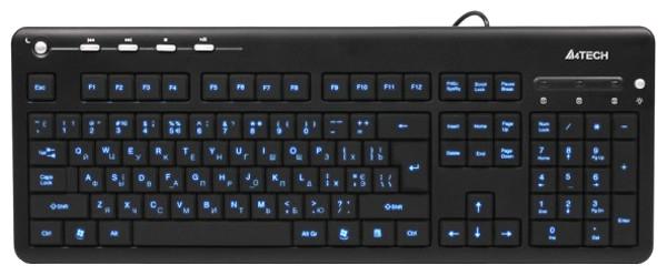 Клавиатура проводная A4TECH KD-126-1