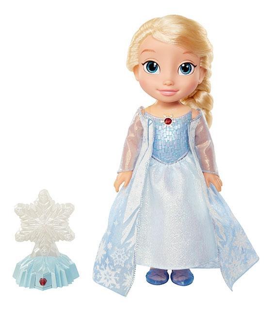 Купить Кукла функциональная Disney Эльза - северное сияние, Disney Princess, Классические куклы