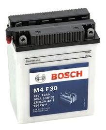 Аккумулятор автомобильный автомобильный Bosch Funstart FreshPack 0 092 M4F 300 12 Ач
