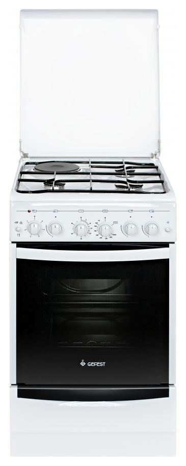 Комбинированная плита GEFEST ПГЭ 5110 02 White