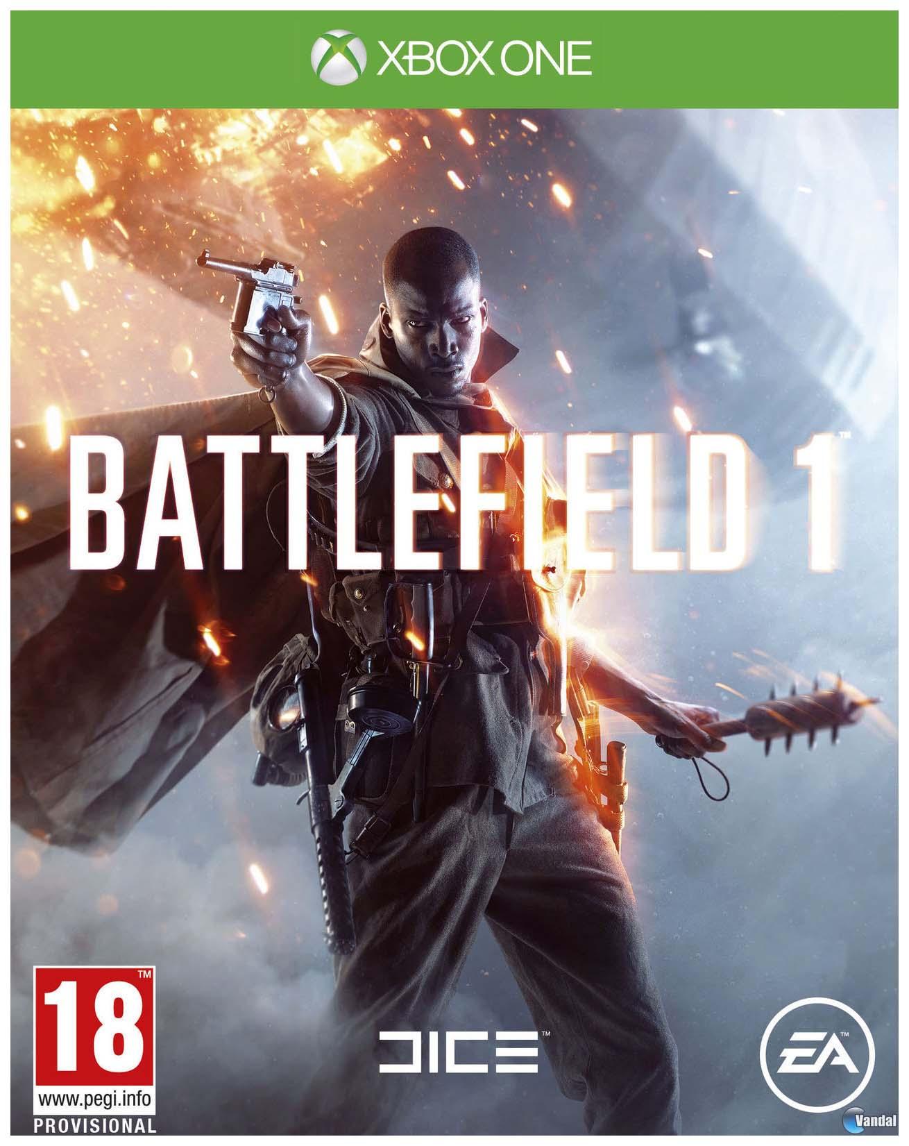 Игра Battlefield 1 для Xbox One