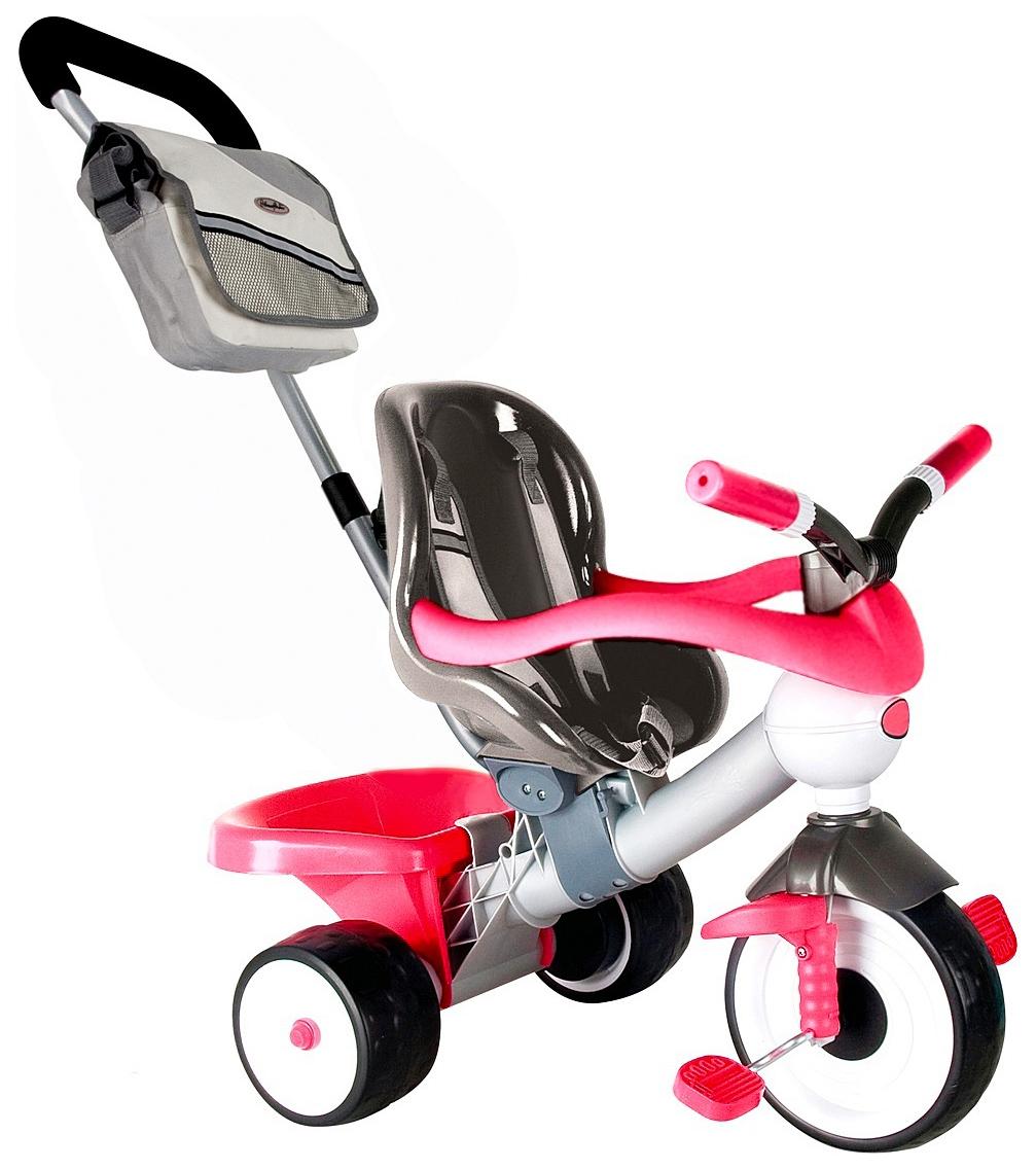 Велосипед трехколесный Coloma Comfort Angel розовый (3464)