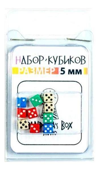 Купить Настольная мини-игра Pandora's Box Набор кубиков мини,