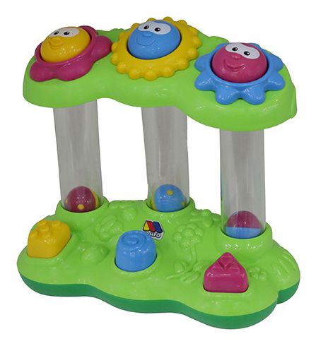 Развивающая игрушка Полесье Забавный сад фото