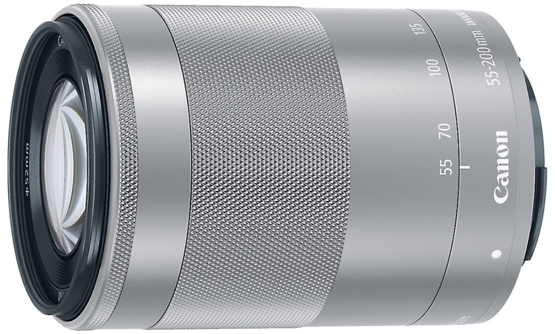 Объектив Canon EF M 55 200mm f/4.5