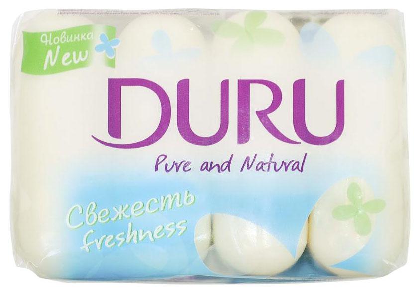 Косметическое мыло Duru Свежесть эпак 4x85 г