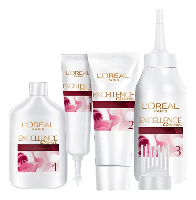 Краска для волос L`Oreal Paris Excellence Суперосветляющий русый натуральный тон 01