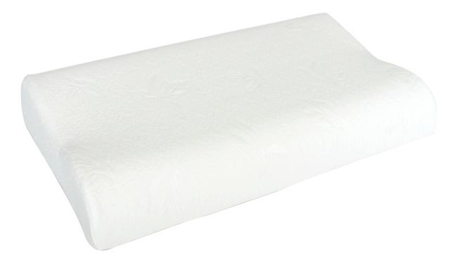 Подушка, Трикотаж, 50х30х8х10, АльВиТек