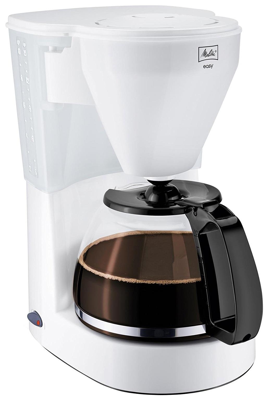Кофеварка капельного типа Melitta Easy White