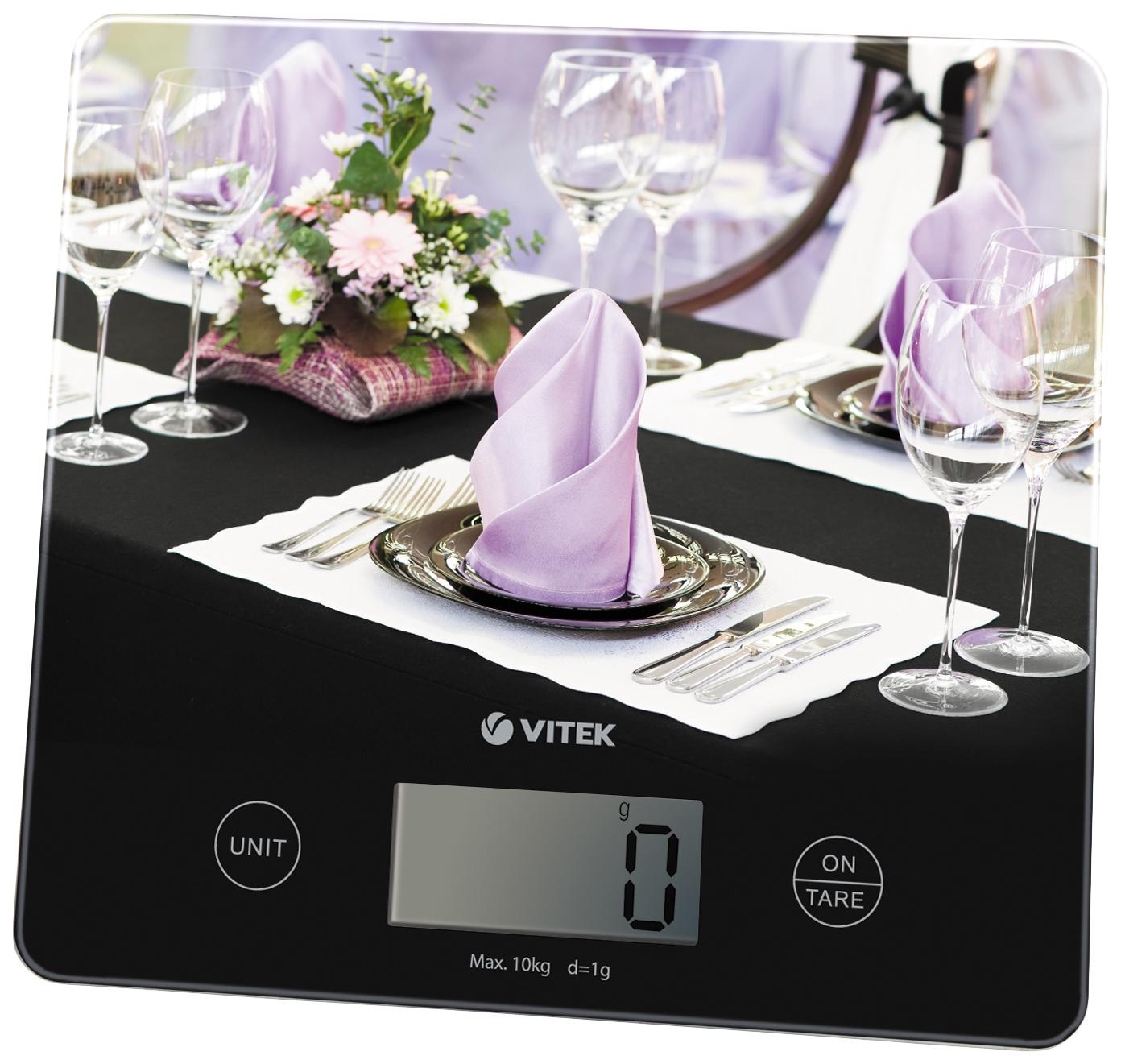 Весы кухонные VITEK VT 8024 BK