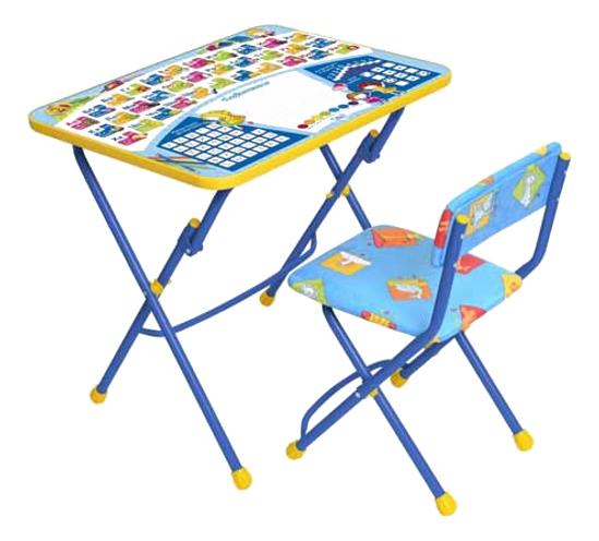 Купить Комплект детской мебели Ника Первоклашка, Nika,