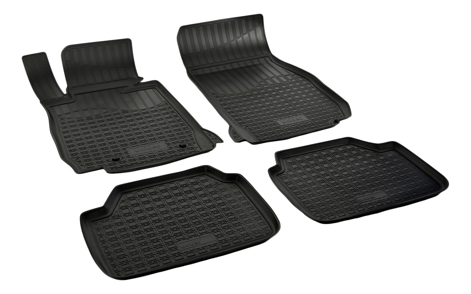 Коврик в салон автомобиля Norplast для BMW (NPA10-C07-010)