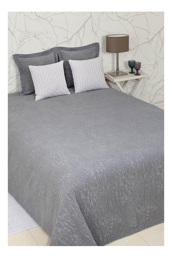 Покрывало Luxberry Velvet 150 х 210 см серый