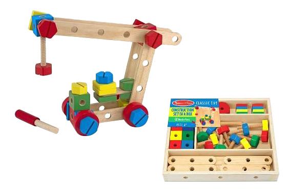 Конструктор деревянный Melissa #and# Doug Классические игрушки