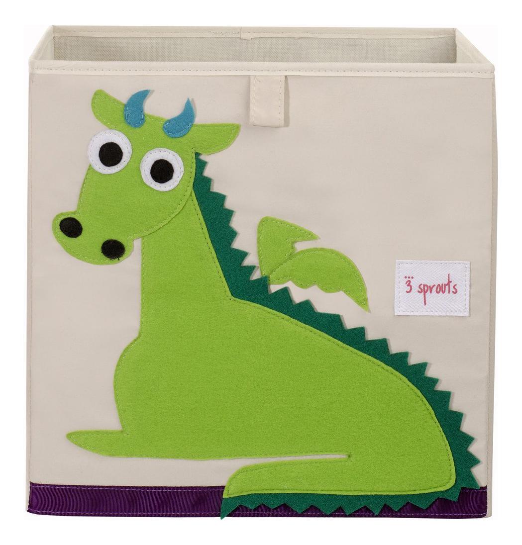 Ящик для хранения игрушек 3 sprouts Дракон