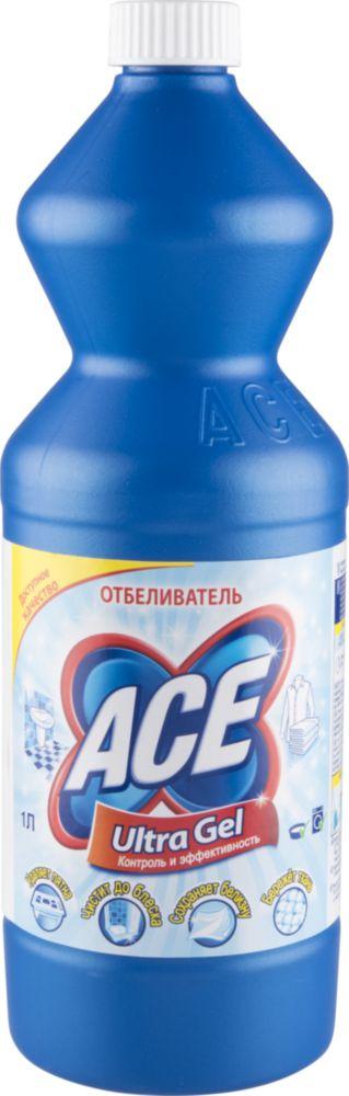 Отбеливатель для белья Ace gel Автомат