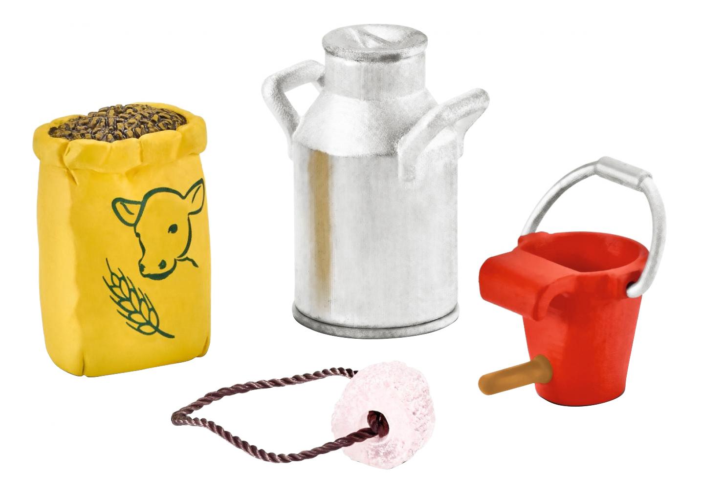 Купить Игровой набор Schleich Farm World Корм для коров и телят, Игровые наборы
