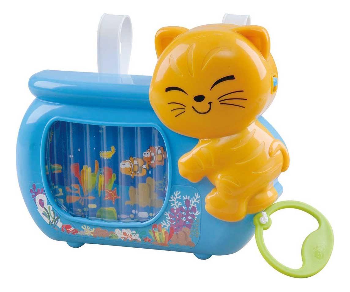 картинка Развивающая игрушка Playgo Аквариум с кошкой от магазина Bebikam.ru