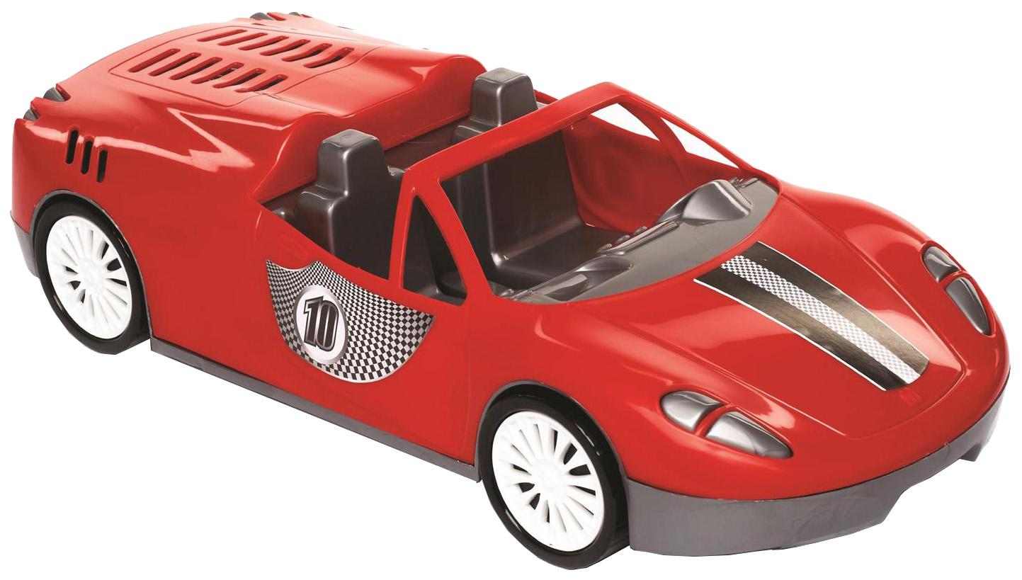 Машинка Zebratoys кабриолет 15 11161 спортивная