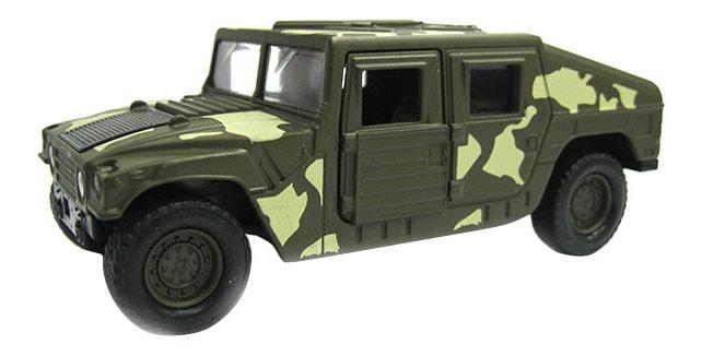 Машина военная Welly Военный бронированный автомобиль