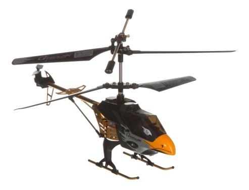 Купить Вертолет р/у с 3d гироскопом на аккум черно желтый М30650, Вертолет р/у с 3D гироскопом на аккум. черно-желтый Gratwest М30650, Радиоуправляемые вертолеты