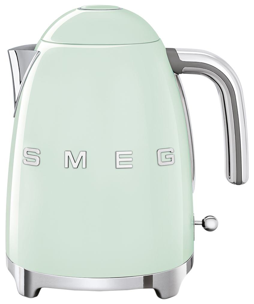 Чайник электрический Smeg KLF03PGEU Lite Green