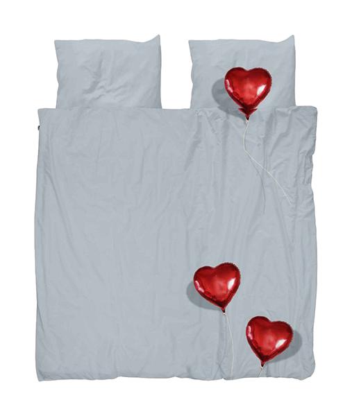 Комплект детского постельного белья Snurk Сердце В Облаках 2 наволочки