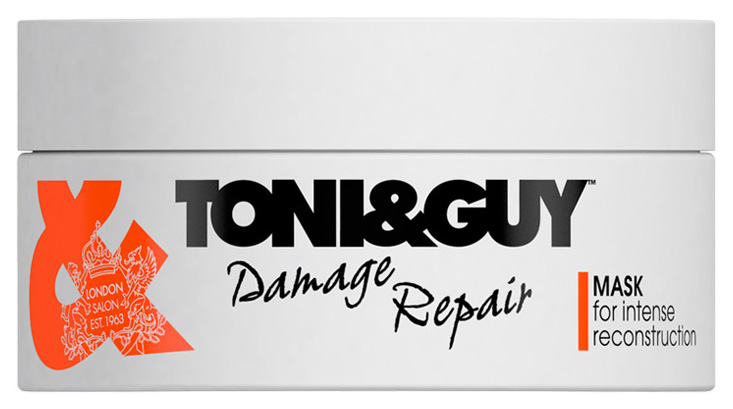 TONI AND GUY DAMAGE REPAIR MASK