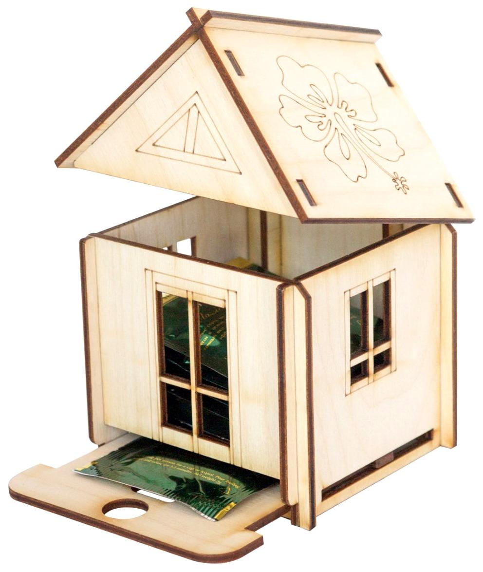 Конструктор деревянный Model Toys