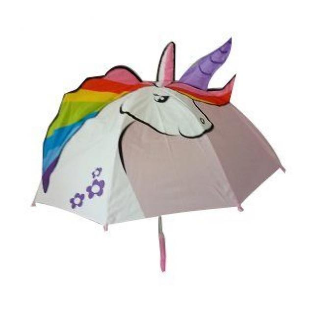 Купить Зонт детский единорог 46 см Mary Poppins 53703,