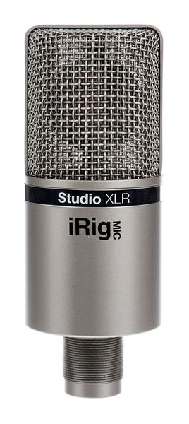 Микрофон IK Multimedia iRig Mic Studio XLR