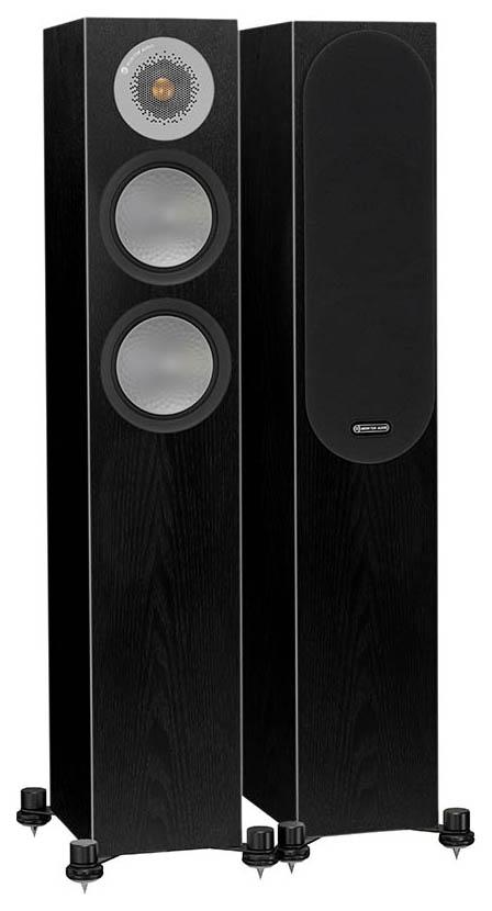 Колонки Monitor Audio Silver 200 (6G) High Gloss Black