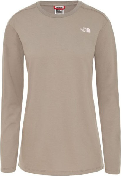 Футболка The North Face Simple Dome L/S женская