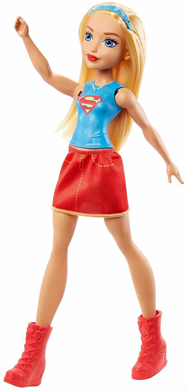 Купить Кукла DC SuperHero Girls Супергерл FWD01, Классические куклы