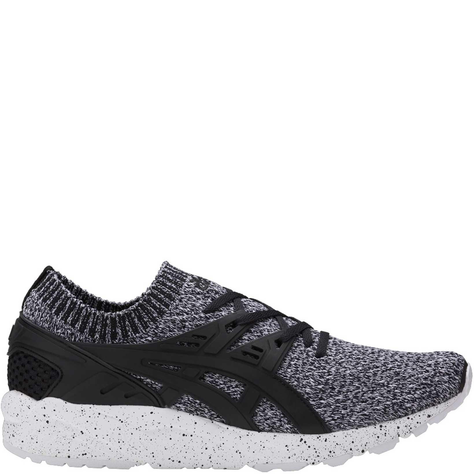 Кроссовки Asics Gel Kayano Trainer Knit, white/black/grey,