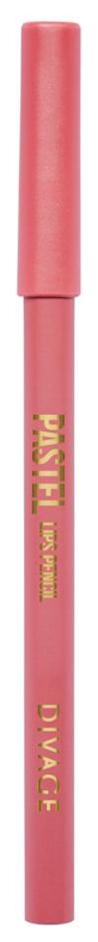 Карандаш для губ Divage Pastel №2201 4 г