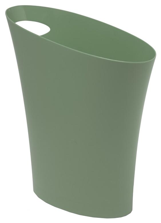 Контейнер мусорный Skinny зеленый
