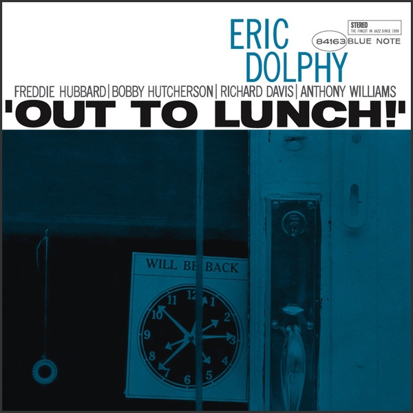 Аудио диск Dolphy, Eric Out To Lunch фото