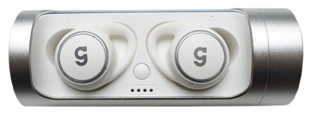 Беспроводные наушники CaseGuru CGpods Bluetooth 5,0 White