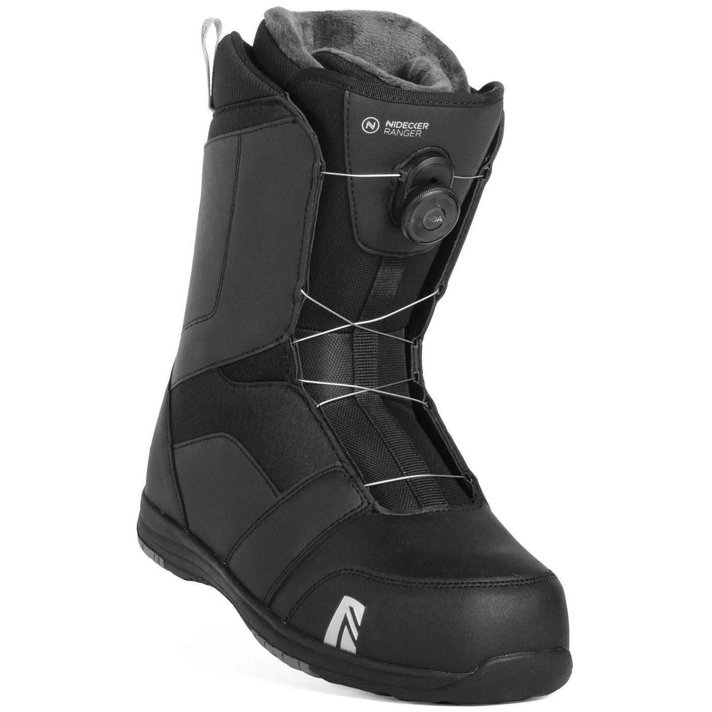Ботинки для сноуборда Nidecker Ranger BOA 2019,