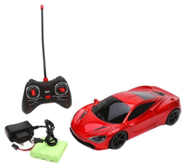 Купить Радиоуправляемая машинка Наша Игрушка New Concept Красный, Наша игрушка,
