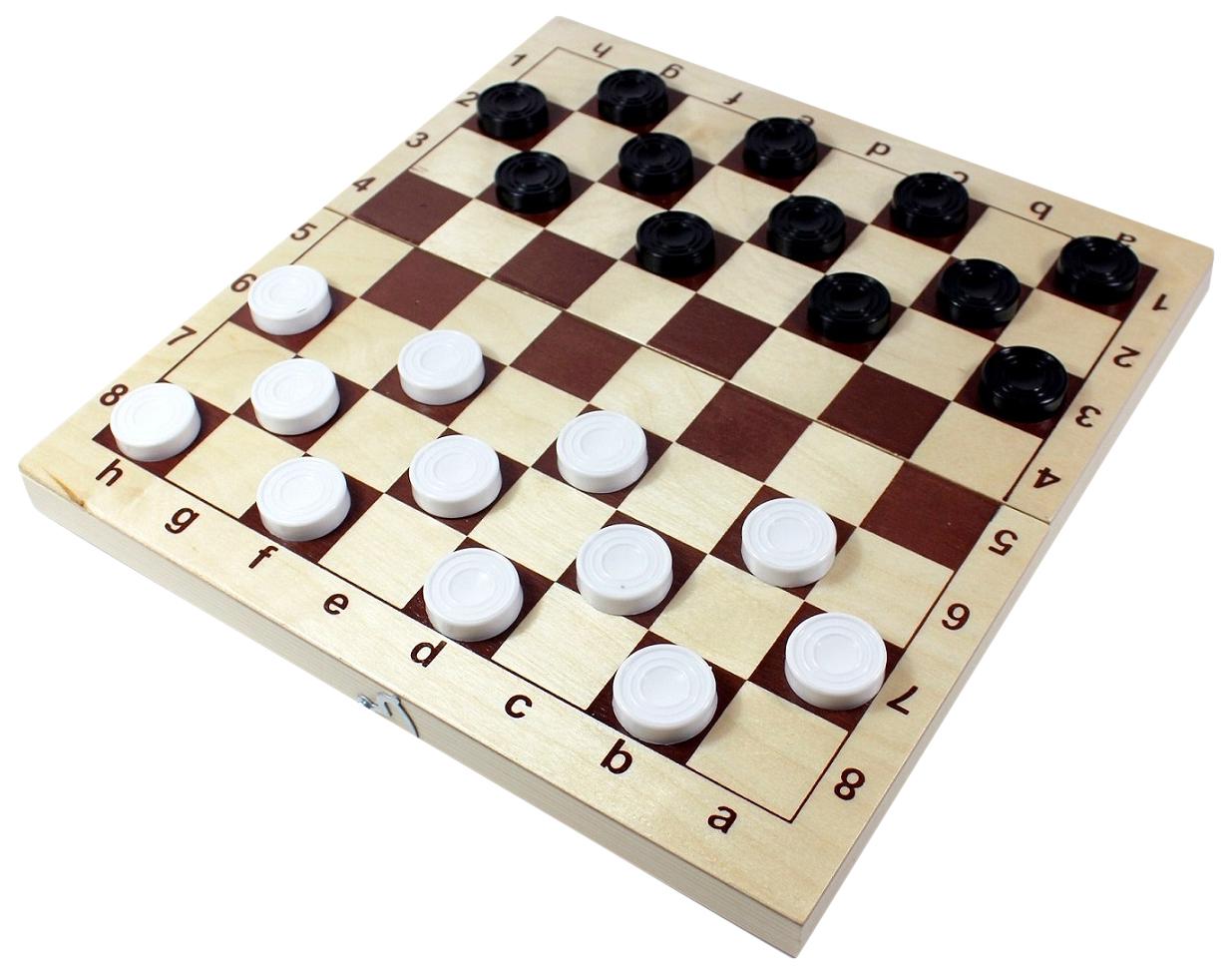 Игра настольная Шахматы и шашки