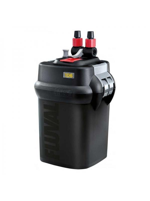 Фильтр для аквариума внешний Fluval 106, 550 л/ч,