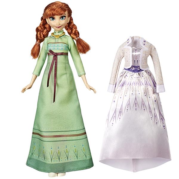 Купить Кукла Hasbro Disney Princess Холодное Сердце 2 Анна с дополнительным нарядом, Классические куклы