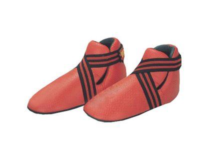 Защита стопы (футы) Larsen TC 0119 красный