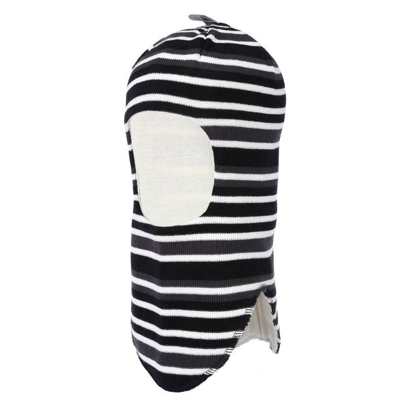 Шапка-шлем Snappy Vilukissa, цв. темно-серый, 54 р-р